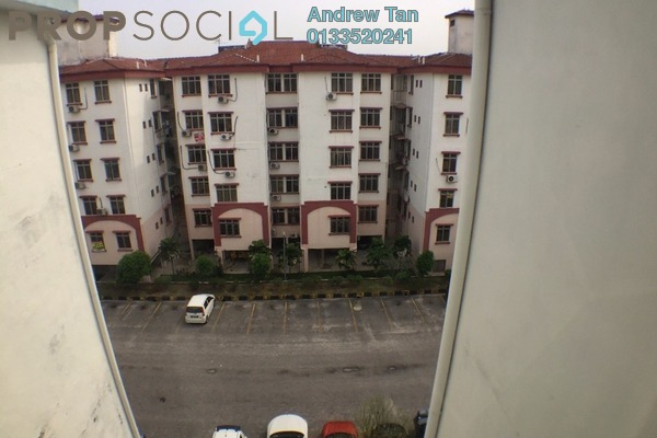 For Sale Apartment at Goodyear Court 10, UEP Subang Jaya Freehold Unfurnished 3R/2B 380k