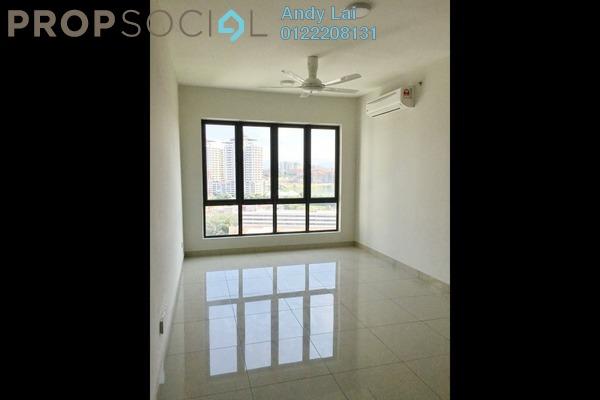 For Sale Serviced Residence at Univ 360 Place, Seri Kembangan Leasehold Semi Furnished 2R/2B 416k