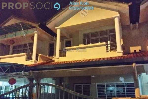 For Rent Terrace at Bandar Baru Ampang, Ampang Leasehold Semi Furnished 4R/3B 2k