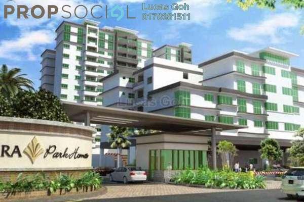 For Rent Condominium at Tiara ParkHomes, Kajang Freehold Semi Furnished 3R/2B 1.6k