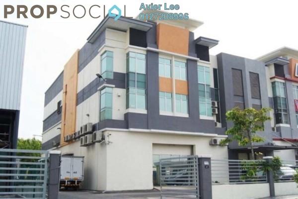 For Sale Factory at Taman Desaria, Bandar Sunway Freehold Unfurnished 0R/4B 3.9m
