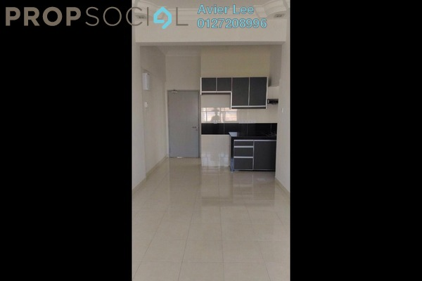 For Rent Apartment at Suria Rafflesia, Setia Alam Freehold Semi Furnished 3R/2B 1k