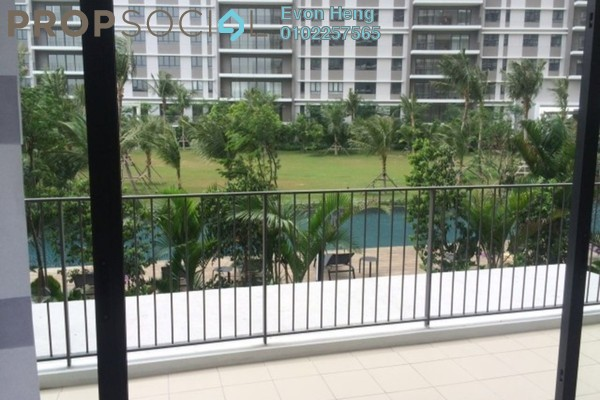 For Sale Condominium at Windows On The Park, Bandar Tun Hussein Onn Freehold Semi Furnished 0R/0B 1.2m