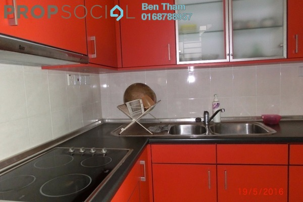 For Sale Condominium at Casa Tiara, Subang Jaya Freehold Semi Furnished 2R/2B 600k