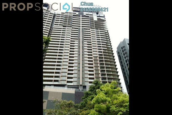 For Sale Serviced Residence at myHabitat, KLCC Freehold Fully Furnished 2R/1B 1.6m