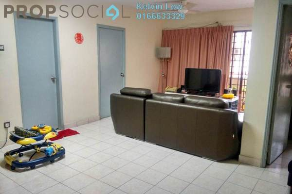 For Sale Condominium at Palm Spring, Kota Damansara Leasehold Fully Furnished 3R/2B 458k