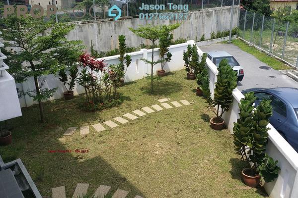 For Sale Townhouse at Bayu Heights, Seri Kembangan Freehold Fully Furnished 5R/4B 950k