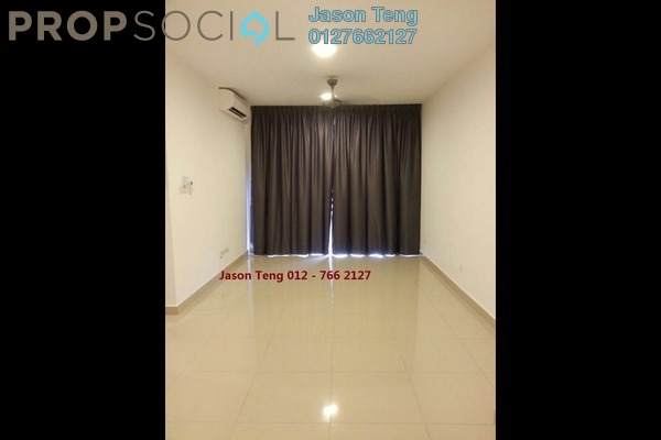 For Sale Condominium at Lakeview Residency, Cyberjaya Freehold Semi Furnished 3R/2B 550k
