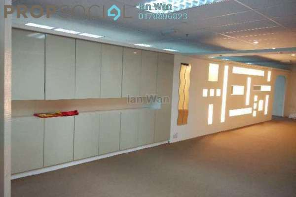 For Rent Office at Viva Home, Cheras Freehold Semi Furnished 0R/0B 3.2k