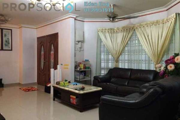 For Sale Terrace at Taman Intan Baiduri, Selayang Leasehold Semi Furnished 4R/3B 1.18m