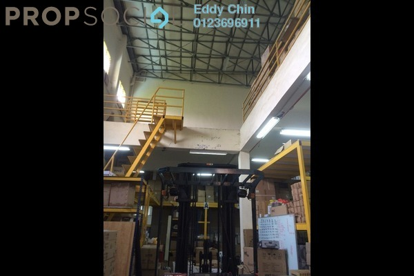For Sale Factory at Taman Desaria, Bandar Sunway Leasehold Fully Furnished 6R/3B 3.8m