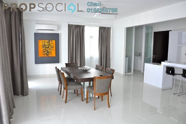For Rent Condominium at Gurney Paragon, Gurney Drive Freehold Fully Furnished 4R/4B 7.6k