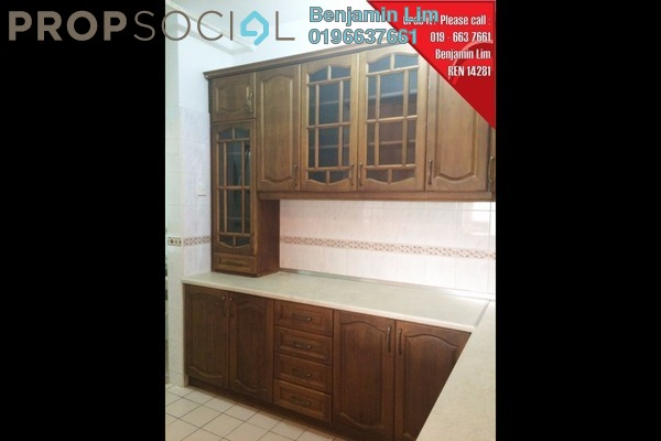 For Sale Condominium at Villa Lagenda, Selayang Leasehold Semi Furnished 3R/2B 500k