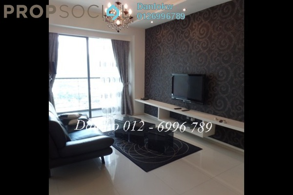 For Rent Condominium at Hampshire Place, KLCC Freehold Fully Furnished 1R/1B 3.4k