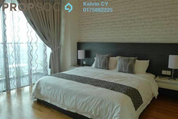 For Rent Condominium at Hampshire Place, KLCC Freehold Semi Furnished 2R/1B 3.8k