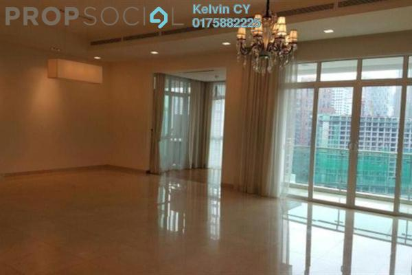 For Rent Condominium at The Pearl, KLCC Freehold Semi Furnished 4R/5B 9.5k