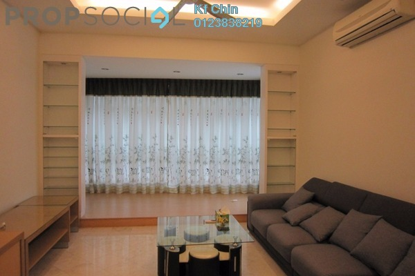 For Rent Condominium at Suasana Sentral Condominium, KL Sentral Freehold Fully Furnished 3R/2B 4.5k