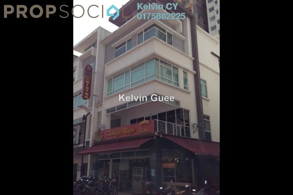 For Sale Shop at Zenith Corporate Park, Kelana Jaya Leasehold Semi Furnished 0R/0B 3.4m