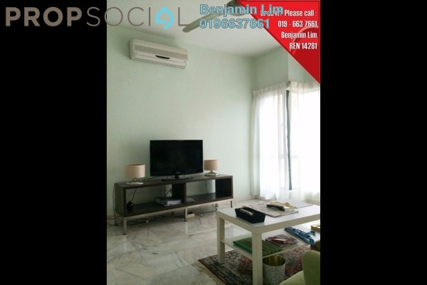 For Rent Condominium at Sang Suria, Sentul Freehold Fully Furnished 3R/2B 2k