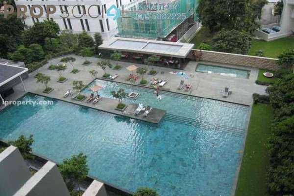 For Sale Serviced Residence at Dua Residency, KLCC Freehold Semi Furnished 5R/5B 4.5m
