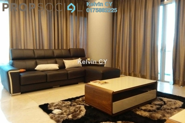 For Rent Condominium at Pavilion Residences, Bukit Bintang Leasehold Fully Furnished 3R/5B 9.5k