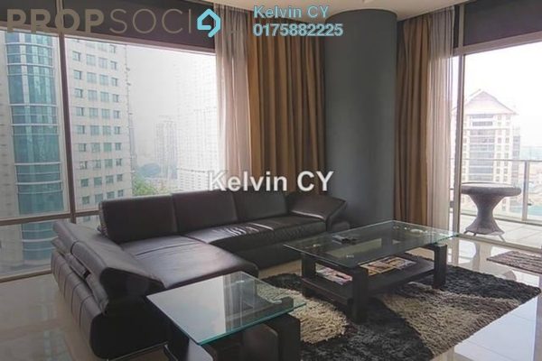 For Rent Condominium at Pavilion Residences, Bukit Bintang Leasehold Fully Furnished 3R/5B 9k