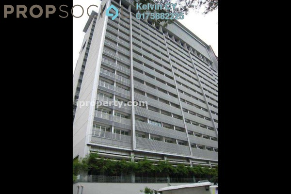 For Sale Condominium at Dua Residency, KLCC Freehold Semi Furnished 3R/4B 1.68m