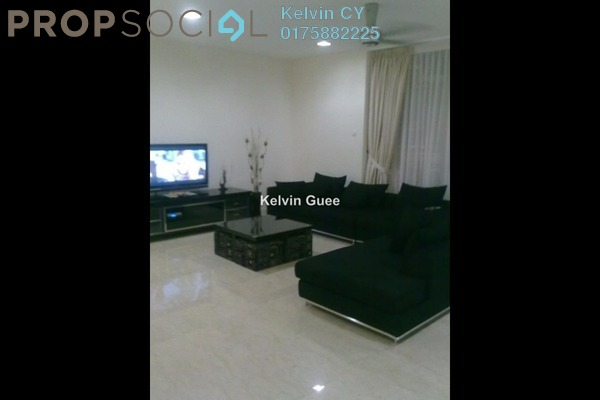 For Sale Condominium at Idaman Residence, KLCC Freehold Fully Furnished 3R/4B 1.95m