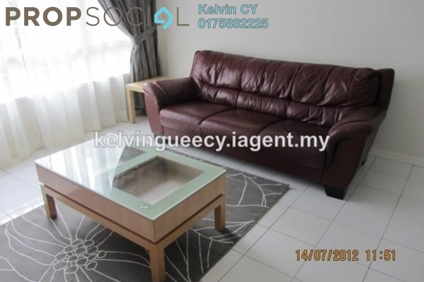 For Rent Condominium at 38 Bidara, Bukit Ceylon Freehold Fully Furnished 0R/2B 3k