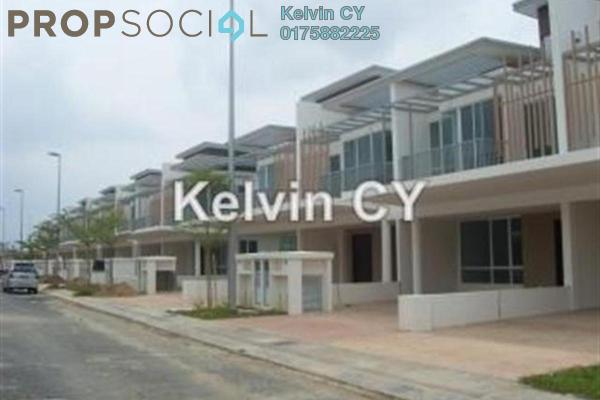 For Sale Terrace at Cassia, Butterworth Freehold Semi Furnished 4R/4B 960k