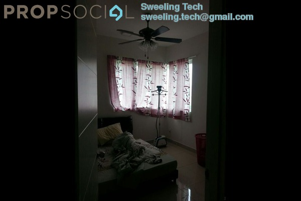 For Sale Condominium at The Regina, UEP Subang Jaya Leasehold Semi Furnished 4R/3B 630k