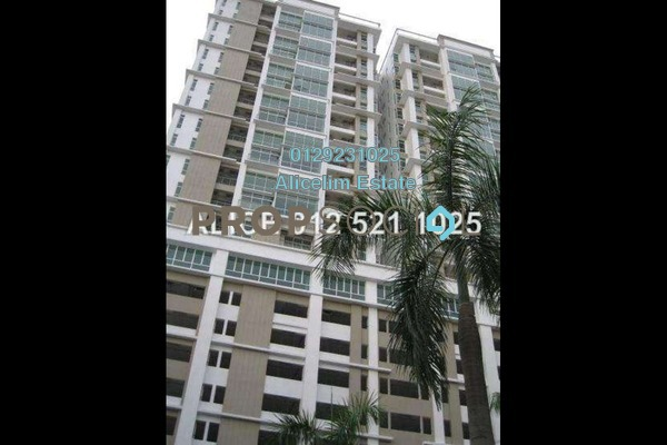 For Rent Serviced Residence at Casa Suites, Petaling Jaya Freehold Semi Furnished 1R/2B 2.3千