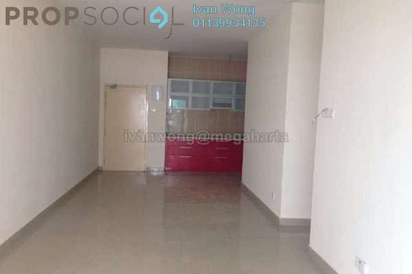 For Rent Condominium at OUG Parklane, Old Klang Road Freehold Semi Furnished 3R/2B 1.15k