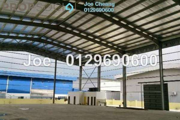 For Sale Factory at Bandar Puncak Alam, Kuala Selangor Leasehold Unfurnished 0R/0B 10m