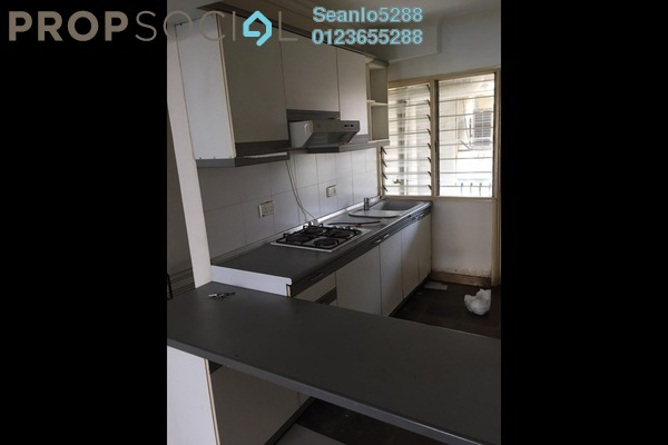 For Rent Apartment at Subang Ville Ehsan, Bandar Sunway Leasehold Semi Furnished 3R/2B 1.05k