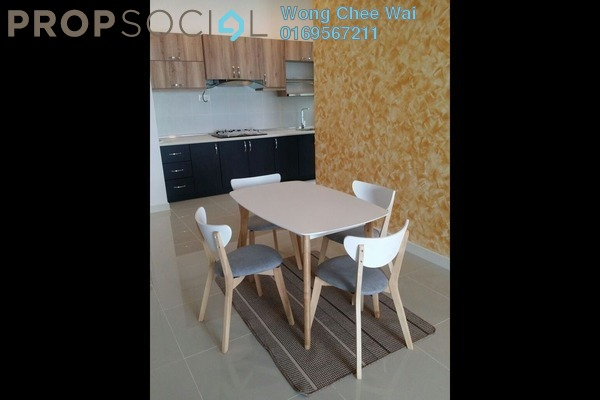 For Rent Condominium at Scenaria, Segambut Freehold Fully Furnished 2R/2B 2.1k