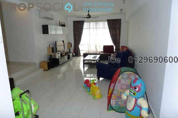 For Sale Condominium at Sterling, Kelana Jaya Leasehold Fully Furnished 3R/2B 790k