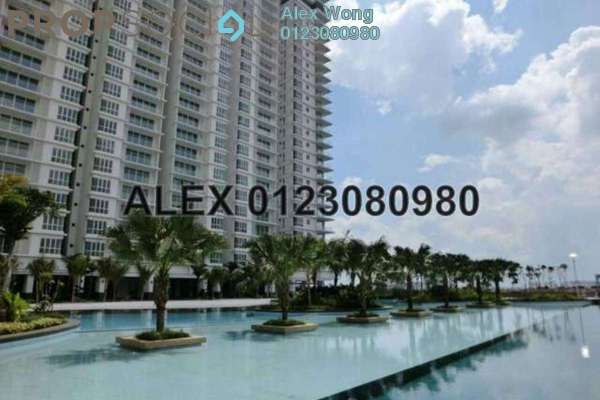 For Sale Condominium at Le Yuan Residence, Kuchai Lama Freehold Semi Furnished 3R/2B 810k