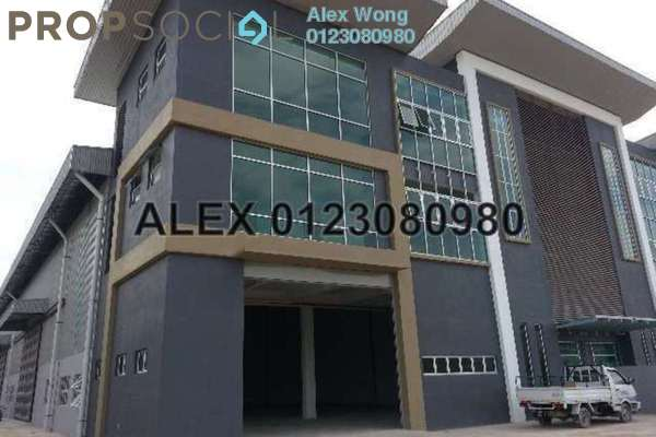 For Sale Factory at Kapar Industrial Park, Kapar Freehold Unfurnished 0R/0B 4.7m