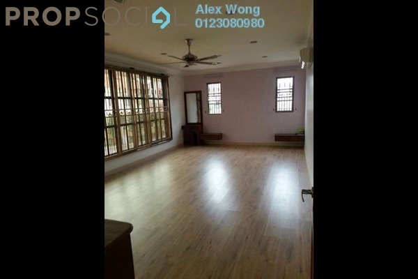 For Sale Semi-Detached at Taman Segar Perdana, Cheras Leasehold Semi Furnished 8R/8B 2m