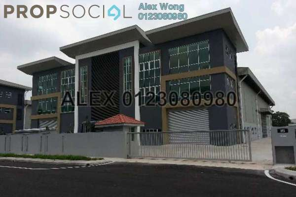 For Rent Factory at Kapar Industrial Park, Kapar Freehold Semi Furnished 0R/0B 16k
