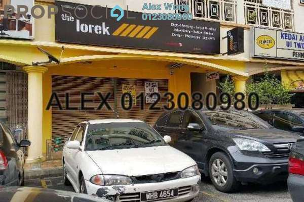 For Rent Shop at Taman Sri Sentosa, Old Klang Road Leasehold Unfurnished 0R/0B 3.8k