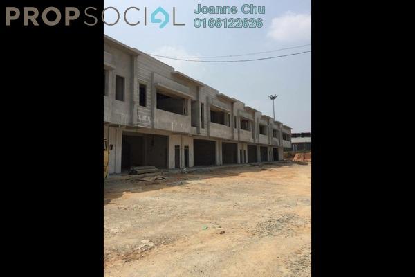 For Sale Factory at Taman Banang Ria, Batu Pahat Freehold Unfurnished 0R/0B 1.98m