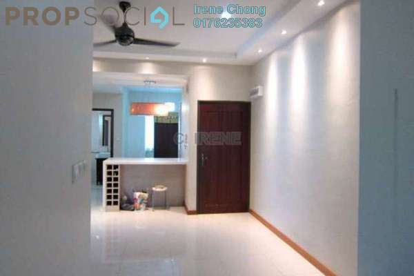For Sale Condominium at Casa Indah 1, Tropicana Leasehold Semi Furnished 4R/3B 1.2m