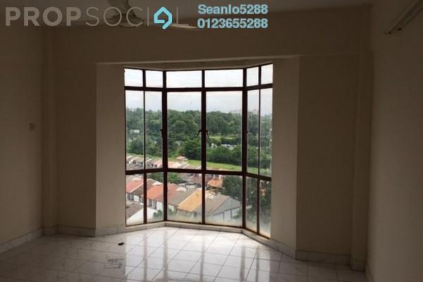 For Rent Condominium at Subang Alam, Shah Alam Freehold Semi Furnished 3R/2B 1.3k