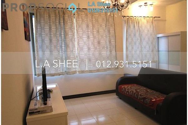 For Rent Condominium at Ritze Perdana 1, Damansara Perdana Leasehold Fully Furnished 1R/1B 1.6k