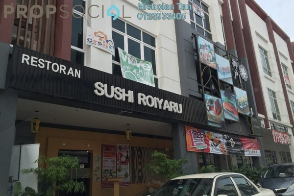 For Rent Shop at Bandar Baru Sri Petaling, Sri Petaling Freehold Unfurnished 0R/0B 6k