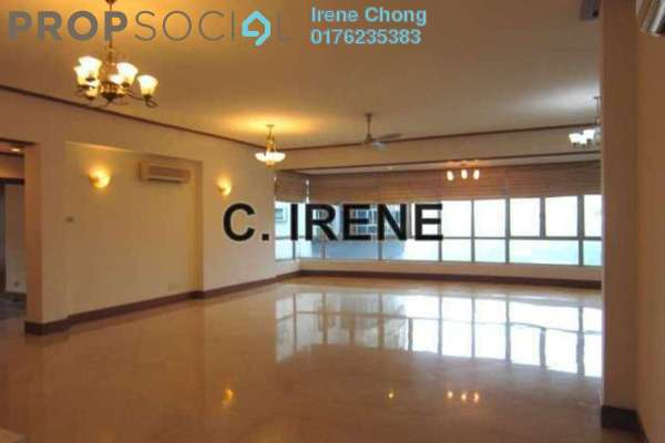 For Sale Condominium at Suasana Sentral Condominium, KL Sentral Freehold Semi Furnished 5R/5B 2.2百万