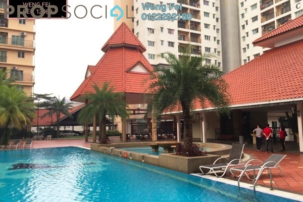 For Rent Condominium at Kelana Mahkota, Kelana Jaya Leasehold Fully Furnished 3R/3B 2.1k