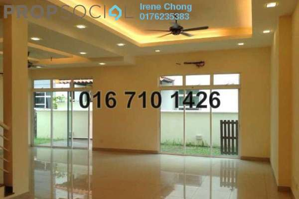 For Sale Semi-Detached at Setia Eco Park, Setia Alam Freehold Semi Furnished 5R/4B 2.05m